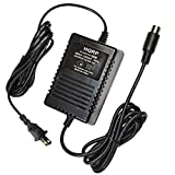 HQRP 9V AC Adapter Works with Rocktron 006-1211 Prophesy, Prophesy II, VooDu Valve, Patchmate Loop 8, Patchmate Loop 8 Floor, Chameleon, Chameleon-2000 Multivalve 4 PIN/DIN Power Supply Cord