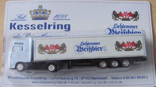 Kesselring Nr.04 - Schlemmer Weibier - MAN TG - Sattelzug