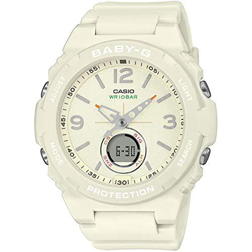 Casio Reloj para Mujer de Cuarzo con Correa en Resina BGA-260-7AER