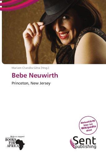 Bebe Neuwirth: Princeton, New Jersey