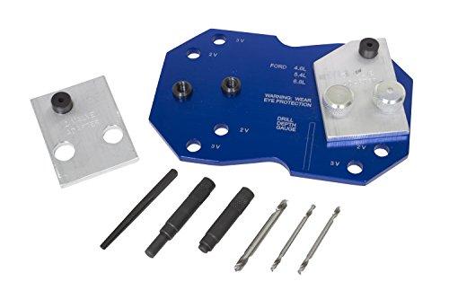 Lisle 68500 Manifold Drill Template for Ford 2V & 3V