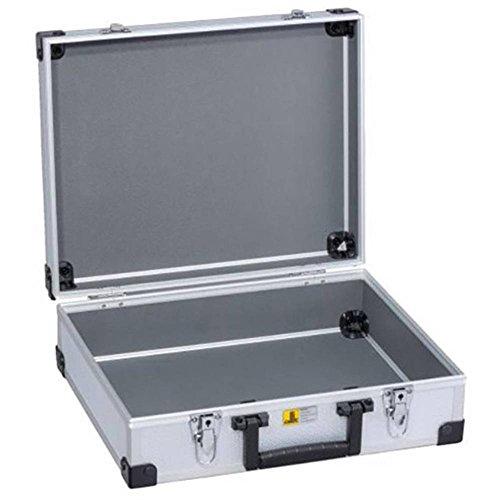 allit 424150 38, Silber Utensilien-Koffer AluPlus Basic, GrӇe: L