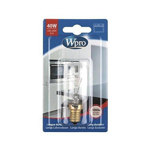 Backofenlampe T29–40 W E14 ; 300â ° Lfo005 C