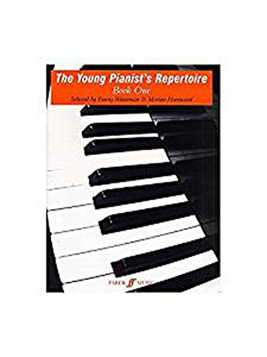 The Young Pianist\'s Repertoire Book One. Partitions pour Piano