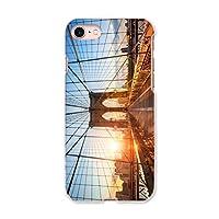 igcase iphone7 iphone アイフォーン 専用ハードケース スマホカバー カバー ケース pc ハードケース 014736 橋 風景 写真