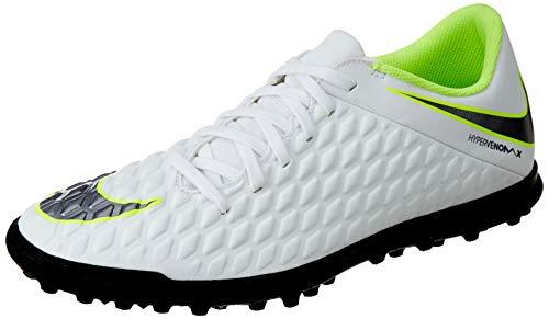 Nike Hypervenom Phantom X 3 Club TF AJ3811 10, Scarpe da Calcio Unisex-Adulto, Multicolore Indaco 001, 40 EU