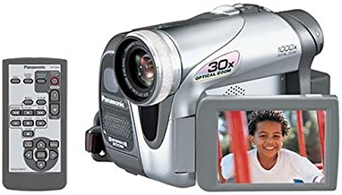 Panasonic PV-GS120 Camcorder External Microphone