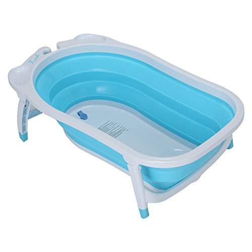 カリブ『Folding Bath Sky-Blue(PM3310)』