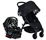 Britax Pathway & B-Safe Ultra Travel System, Cowmooflage