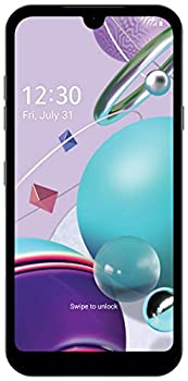 LG K31 Unlocked Smartphone – 32 GB – Silver  Made for US by LG  – Verizon AT&T T–Mobile Metro Cricket  Universal Compatibility