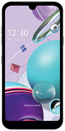 LG K31 Unlocked Smartphone – 32 GB – Silver (Made for US by LG) – Verizon, AT&T, T–Mobile, Metro, Cricket (Universal Compatibility)