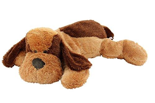 Sweety Toys 5017 Riesen Plüschhund - ca.80 cm groß - Kuschelhund Teddybär Plüschtier Plüsch Plüschbär Sweety-Toys