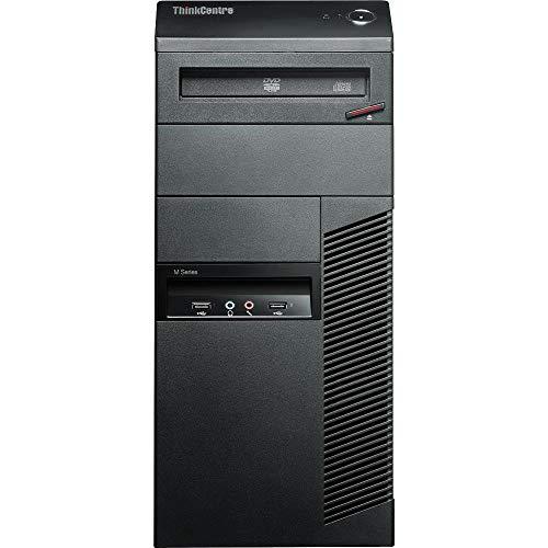 Lenovo ThinkCentre M92p 2992E4U Desktop Computer - Intel Core i5 i5-3570 3.4GHz - Tower - Business Black (Renewed)