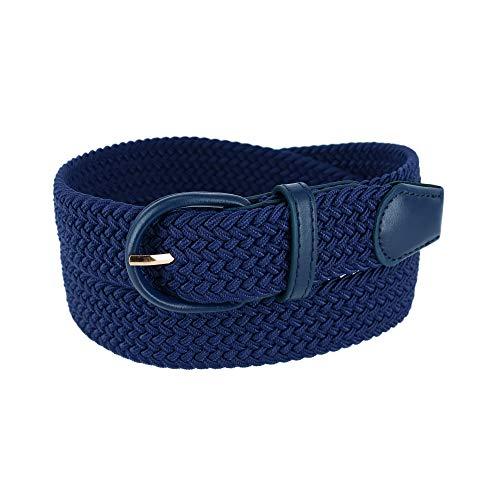 CTM - Ceinture - Homme taille unique - Bleu - Bleu marine - XL