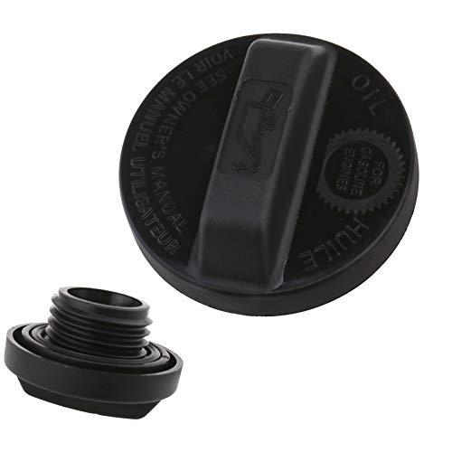 Motoröl-Einfülldeckel Öleinfülldeckel Öldeckel 15610-RAA-A01 für Auto