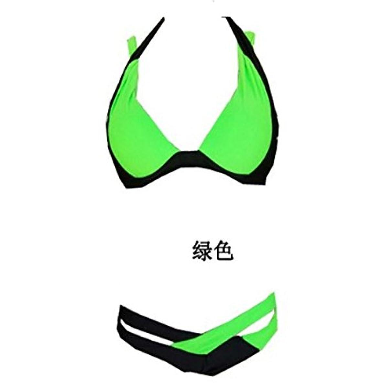 JhyFashion Women's Swimming CostumeOne Piece Swimsuit Bathing Suit Bikini Sexy European and American Swimwear Sexy Fashion