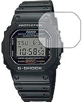 PDA工房 G-SHOCK DW-5600シリーズ / GW-B5600シリーズ 衝撃吸収[光沢] 保護 フィルム 耐衝撃 日本製