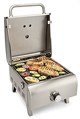 Cuisinart CGG-306 Professional Tabletop Gas Grill, Two-Burner