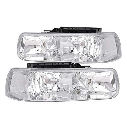 01 silverado euro headlights - 2