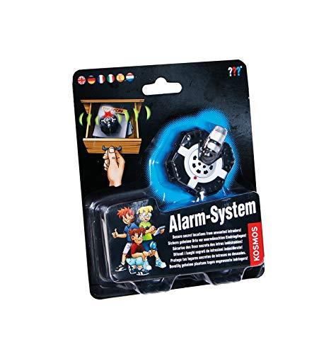 Támesis y Kosmos | 1665210 | Sistema de Alarma | Kits de espía | Rango de Tres Detectives | Ubicaciones secretas seguras de Intrusos no deseados | Edades 7+