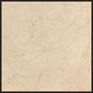 Crema Marfil 12x12 Polished Marble Tile