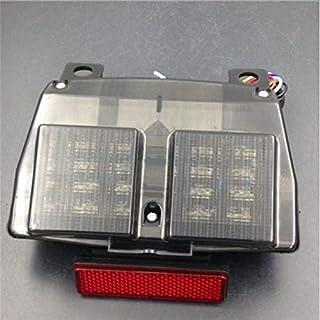 Motorcycle Rear Brake LED Tail Turn Signal Lights For Ducati 748 916 996 1994-2003 998 2002-2004 (Smoke Lens)