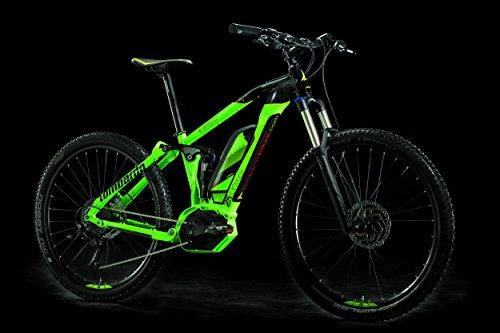 VTT Lombardo Sempione 2.0 All Mountain 27.5, vélo tout suspendu, taille 18''