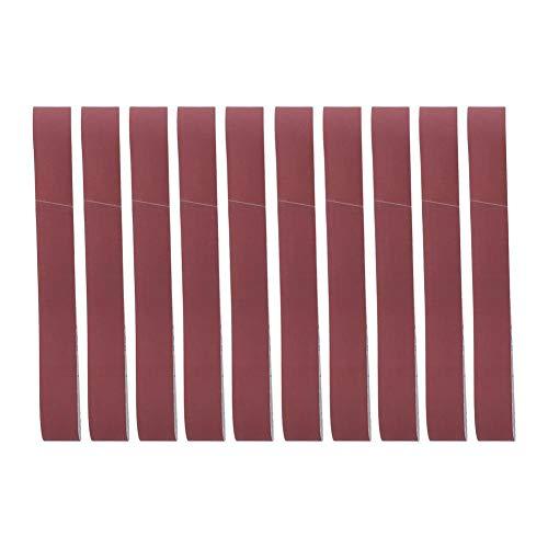 1220x50mm Sanding Belt 40~1000 Grit For Metal Wood Grinding Abrasive Industrial