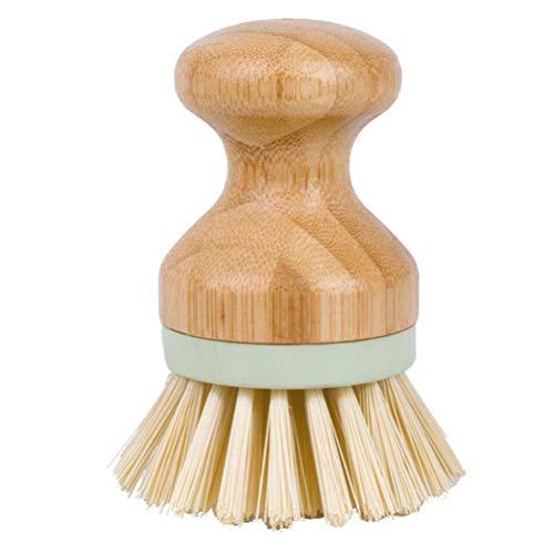 YUEMING Cepillo para Lavar Platos Cepillo de Maceta Cepillo de Limpieza de...