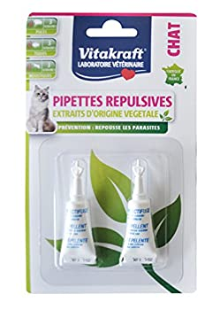 Vitakraft Pipette Insectifuge pour Chat P/2
