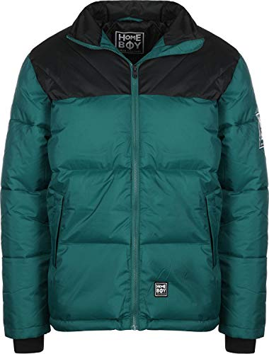 Homeboy Saddler Ark Winterjacke Teal