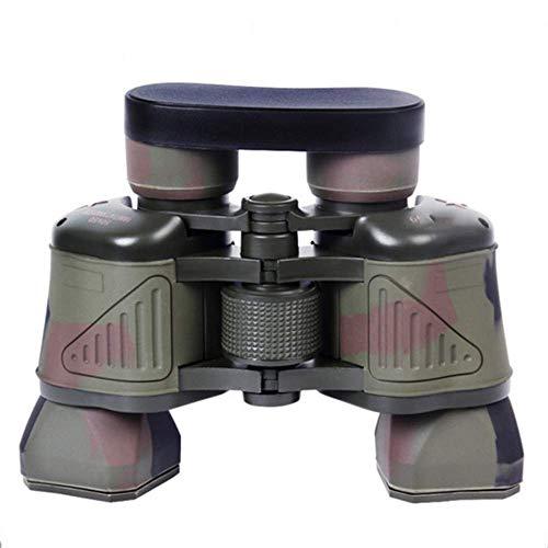 Bdesign Jumelles for Vision Nocturne des Adultes, télescope Vision Nocturne de Faible Tube Anti-Goutte résistant à l'usure, Haute Puissance, Basse lumière HD, for Une Aventure de Voyage en extérieur