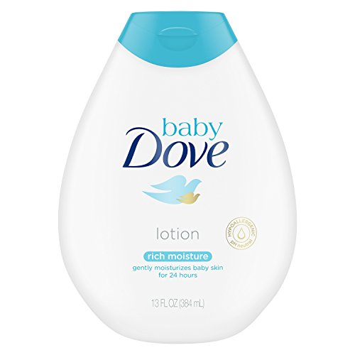 Baby Dove  Rich Moisture Face and Body Lotion 13 oz