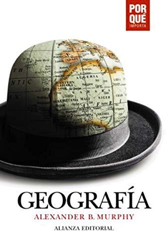 Geografía: ¿Por qué importa? (El libro de bolsillo - Humanidades)