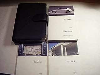 Best 2008 lexus gs 350 owners manual Reviews