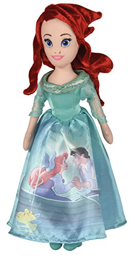 Simba 6315872338 - Disney pluche prinses Ariel 25 cm