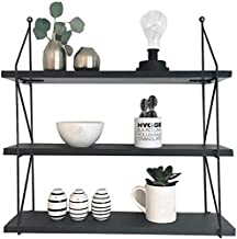 Home decoration display rack/Simple Creative Wall Hanging Partition Living Room Display Rack Kitchen Wall-mounted Wooden P...