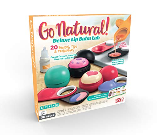 SmartLab Toys Go Natural Deluxe Lip Balm Lab