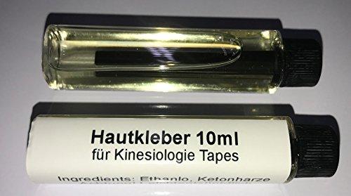 Tapes4you Hautkleber Kleber 10ml Kinesiologie Spirit Gum Sporttape Tape