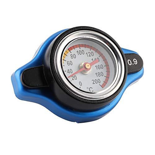Tapón termostático, tapón termostático Indicador de temperatura del agua Indicador de temperatura del tapón termostático, para/Nissan/Ford/Toyota/Suzuki(0.9bar)