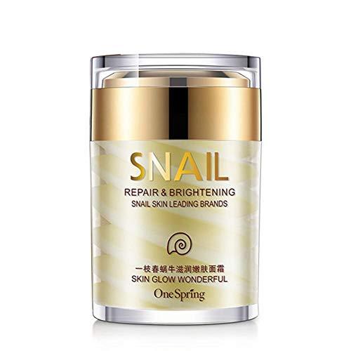 Bouder Snail Feuchtigkeitscreme, Secreting Nourishing Skin Cream, Anti-Aging-Gesichtskosmetik(60g)
