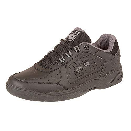 Gola Belmont Wf, Chaussures Multisport Outdoor Homme, Noir (Black/black) 46 EU