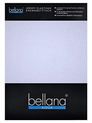 Bellana® Aqua Jersey Multifunctioneel hoeslaken voor waterbedden in normale en grote maten (33 kleuren + 3 maten)