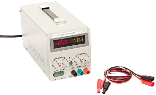 0-30 Amps 0-12 Volts GW Instek SPS-1230 Switching DC Power Supply