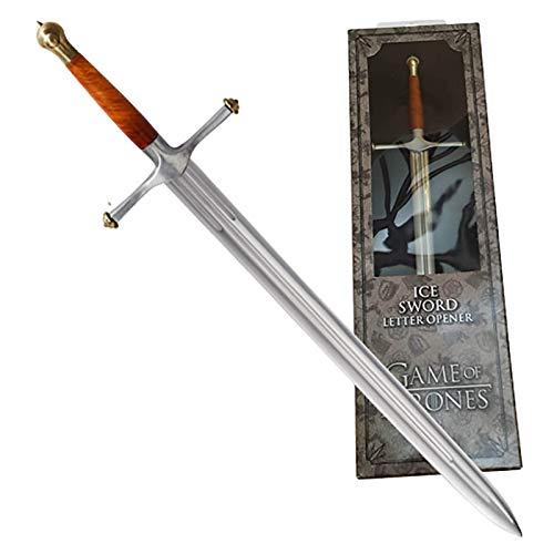 HBO Shop Abrecartas con Diseño de Espada Hielo de Juego de Tronos
