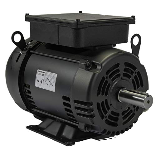 Ingersoll Rand 23172604 Replacement Air Compressor Motor, 7.5 HP, 230V/1Ph/60Hz