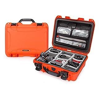 Nanuk 920 Waterproof Hard Case with Lid Organizer and Padded Divider - Orange (B07WP6PFBW)   Amazon price tracker / tracking, Amazon price history charts, Amazon price watches, Amazon price drop alerts