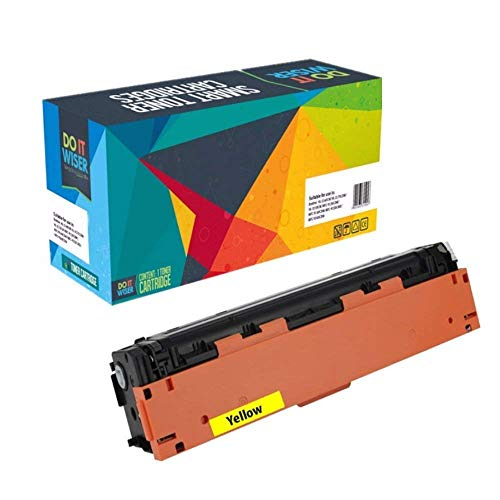 Do it Wiser Compatible Toner Cartridge for HP 201X HP CF400X CF403X CF402X CF401X for HP Color Laserjet Pro MFP M277dw M252dw MFP M277n M252n - High Yield 5 Pack Photo #3