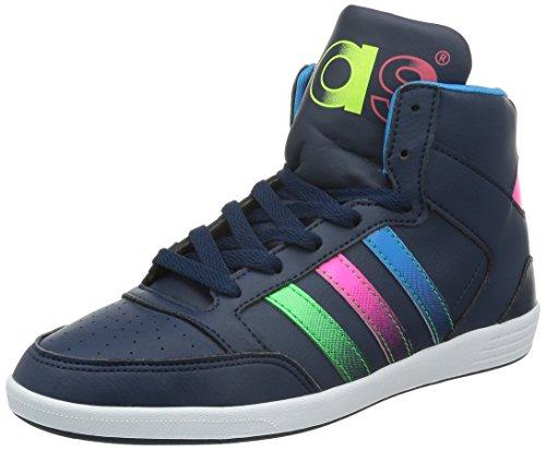 adidas Neo Hoops CST Street Casual Zapatos para mujer, color Azul, talla 36 EU