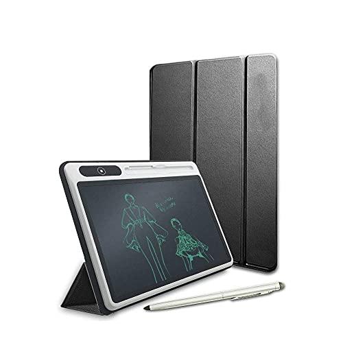 Worth having - Mis à jour10.5 pouces 2 LCD 8K Écriture de dessin Tablette graphique, message, Avis, carte de menu avec étui / stand protectif conçu pour les étudiants, les familles, les concepteurs, l